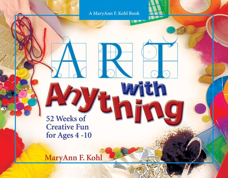ART WITH ANYTHING--cover