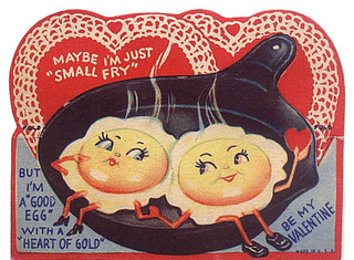 Small fry valentine