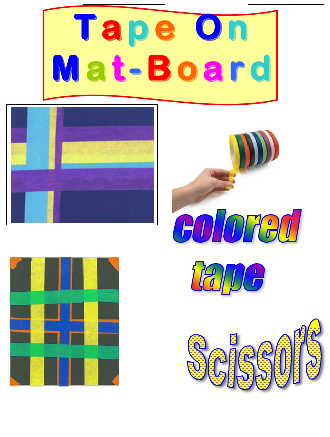 Tape Board