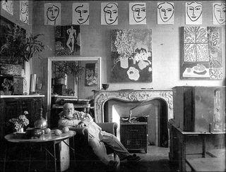 Matisse bedroom