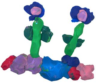 Clay Kid Flowers