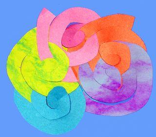 Matisse swirls