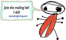 Mailing list logo