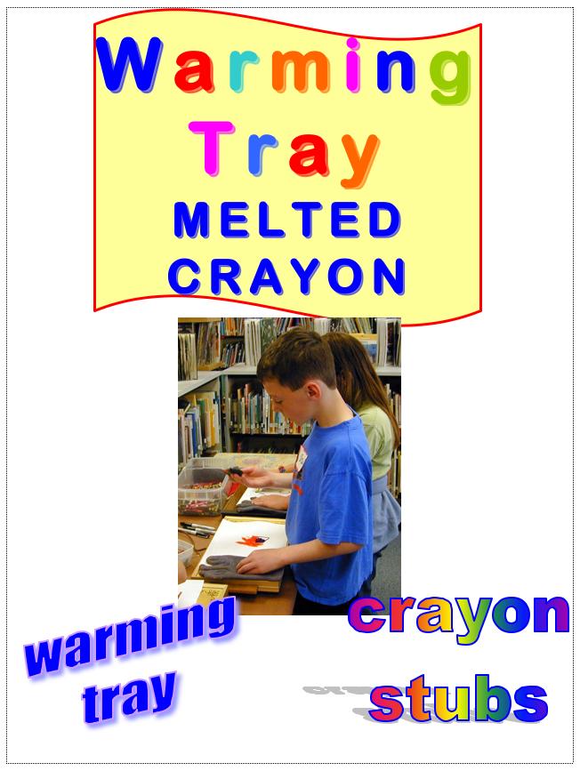 Warming Tray Melt
