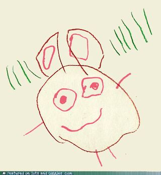 Bunny drawing art2
