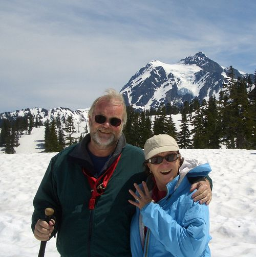 Dad Mom Mt Baker 4th