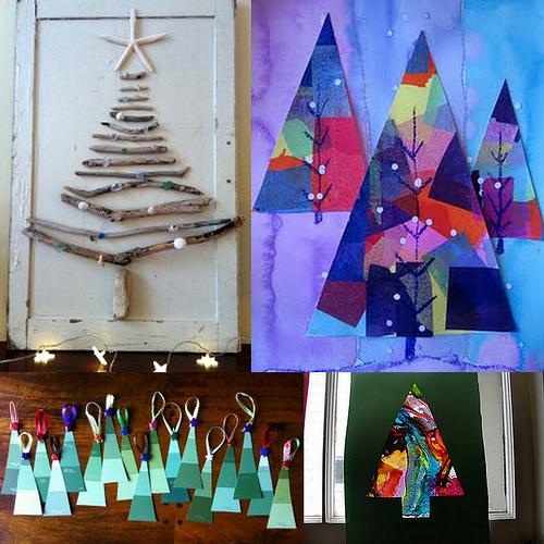 Christmas Tree Art 16 NurtureStore