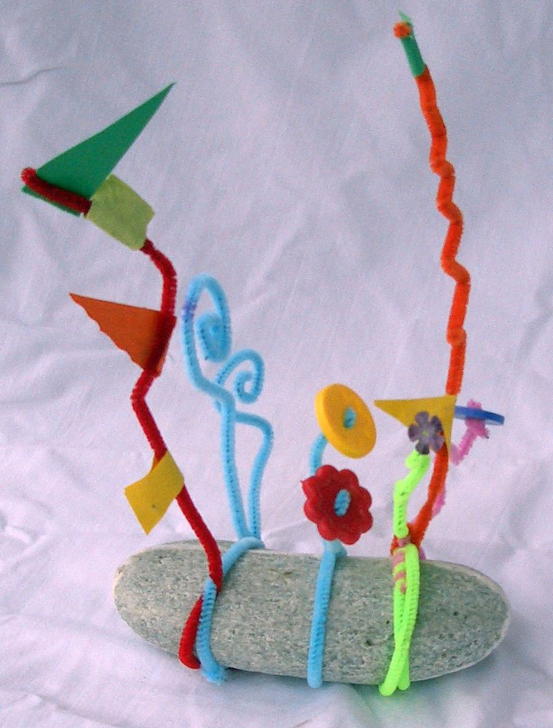 Calder rock pipecleaner